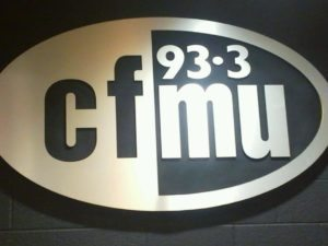 CFMU and Community Radio