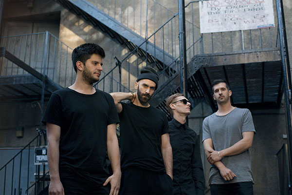 X Ambassadors Cut From Steel Interview