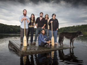 An Interview with Simon from The Strumbellas