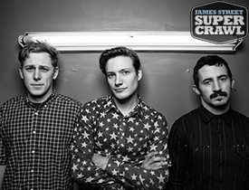 Supercrawl Q&A: The Dirty Nil