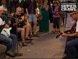 Supercrawl Q&A: Bill and the Art Crawlers