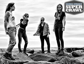Supercrawl Q&A: The Beaches
