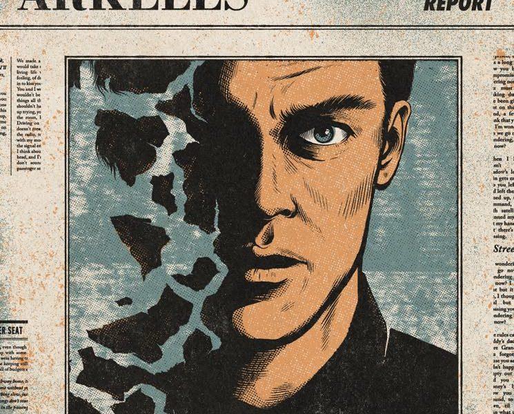 Arkells - Morning Report Album Cover